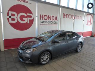 Used 2014 Toyota Corolla for sale in St-Georges, QC