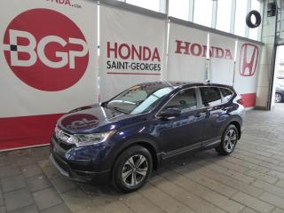 Used 2017 Honda CR-V LX for sale in St-Georges, QC