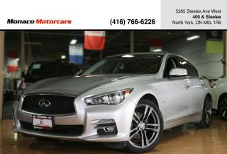 Used 2015 Infiniti Q50 Q50 LIMITED AWD - NAVI|BACKUP|SUNROOF|BOSE for sale in North York, ON