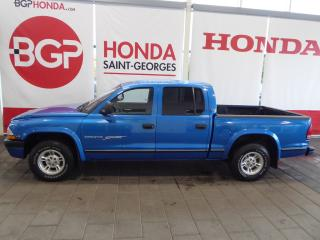Used 2000 Dodge Dakota for sale in St-Georges, QC
