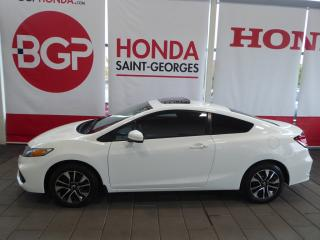 Used 2014 Honda Civic EX for sale in St-Georges, QC
