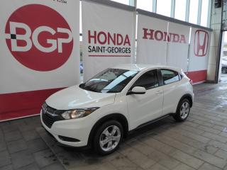 Used 2016 Honda HR-V LX for sale in St-Georges, QC