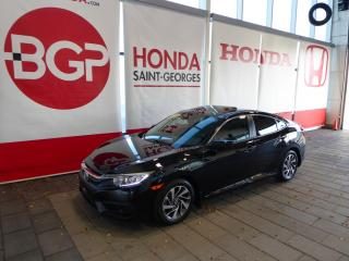 Used 2018 Honda Civic EX for sale in St-Georges, QC