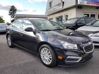 Used 2015 Chevrolet Cruze Chevrolet Cruze 2015 Back Up Full equip for sale in Longueuil, QC