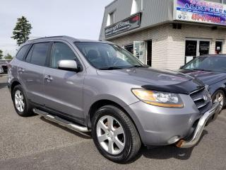 Used 2008 Hyundai Santa Fe Traction intégrale, 4 portes 3.3L, boîte for sale in Longueuil, QC