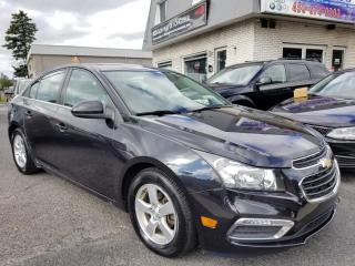 Used 2015 Chevrolet Cruze Chevrolet Cruze 2015 2 lt cuir-toit-came for sale in Longueuil, QC