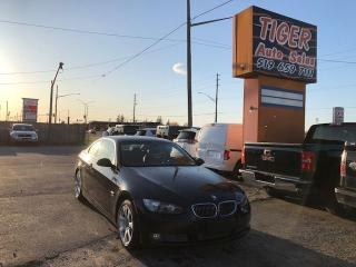 Used 2009 BMW 3 Series 335i xDrive**AWD**AUTO**COUPE**CERTIFED for sale in London, ON