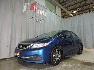 Used 2013 Honda Civic EX **Automatique**Toit Ouvrant**Mags** for sale in Rouyn-Noranda, QC
