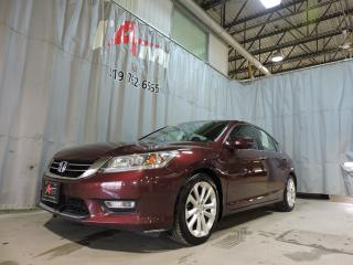 Used 2013 Honda Accord Touring **Toit Ouvrant**Gps**Cuir** for sale in Rouyn-Noranda, QC