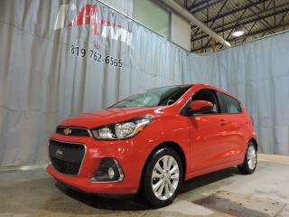 Used 2018 Chevrolet Spark 1LT **Automatique**Mags**Phares Antibrouillard** for sale in Rouyn-Noranda, QC