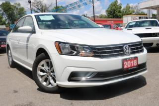 Used 2018 Volkswagen Passat Trendline+ for sale in Brampton, ON