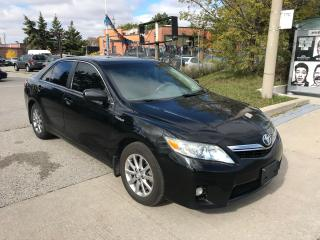 Used 2011 Toyota Camry HYBRID,205KM,SAFETY+3YEARS WARRANTY INCLUDED for sale in Toronto, ON