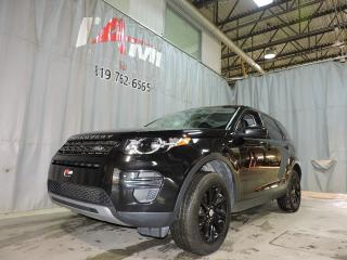 Used 2016 Land Rover Discovery Sport **Toit Panoramique**Awd**Cuir**Sièges Chauffants** for sale in Rouyn-Noranda, QC