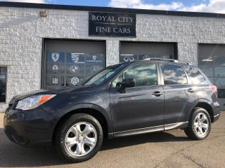 Used 2015 Subaru Forester AWD 2.5i CVT Heated Seats Reverse Cam No Accident for sale in Guelph, ON