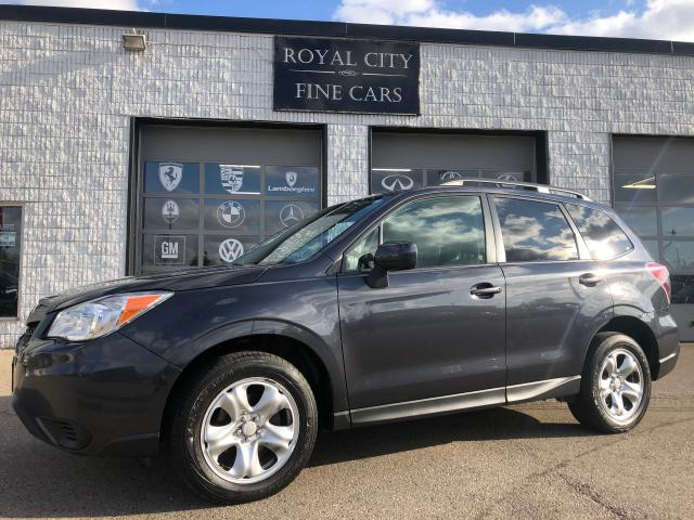 2015 Subaru Forester AWD 2.5i CVT Heated Seats Reverse Cam No Accident