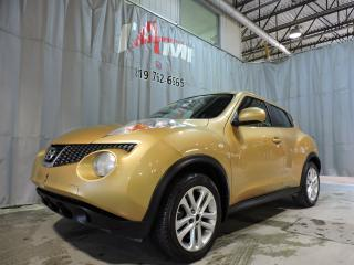 Used 2013 Nissan Juke 5dr Wgn CVT SV AWD for sale in Rouyn-Noranda, QC