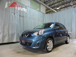 Used 2015 Nissan Micra 2015 Nissan Micra - 4dr HB Man SV for sale in Rouyn-Noranda, QC