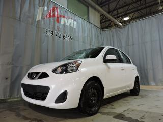 Used 2015 Nissan Micra 4dr HB Man SV for sale in Rouyn-Noranda, QC