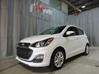 Used 2019 Chevrolet Spark LT **Automatique**Mags**Phares Antibrouillard** for sale in Rouyn-Noranda, QC