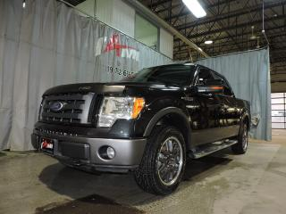 Used 2010 Ford F-150 FX4 **Gps**Toit Ouvrant**Cuir** for sale in Rouyn-Noranda, QC