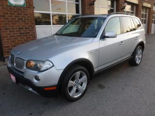 Used 2007 BMW X3 3.0I for sale in Weston, ON