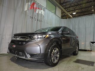 Used 2017 Honda CR-V LX **Garantie Prolongée**Awd**Mags** for sale in Rouyn-Noranda, QC