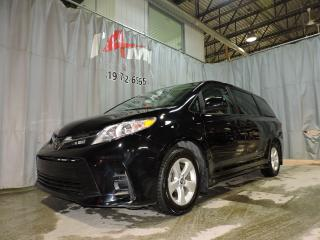Used 2019 Toyota Sienna LE **8 Passenger**Mags**Sièges Chauffants** for sale in Rouyn-Noranda, QC