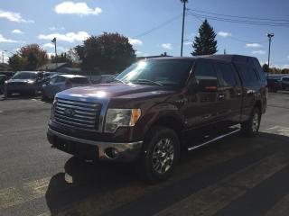 Used 2010 Ford F-150 Cab SuperCrew 4RM 157 po XLT/XTR for sale in Drummondville, QC
