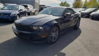Used 2012 Ford Mustang Coupé 2 portes V6 for sale in Drummondville, QC