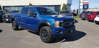 Used 2018 Ford F-150 XLT cabine SuperCrew 4RM caisse de 6,5 p for sale in Drummondville, QC