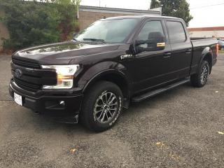 Used 2018 Ford F-150 LARIAT cabine double 4RM caisse de 6,5 p for sale in Drummondville, QC