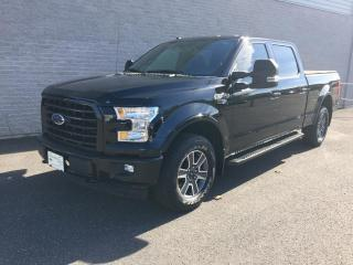 Used 2017 Ford F-150 Cab SuperCrew 4RM 157 po XLT sPORT bAS K for sale in Drummondville, QC