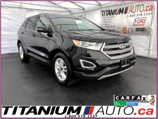Used 2017 Ford Edge SEL+V6+GPS+Blind Spot+Pano Roof+Leather+Camera+XM+ for sale in London, ON