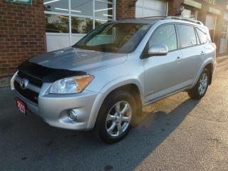 Used 2011 Toyota RAV4 LIMITED  for sale in Weston, ON