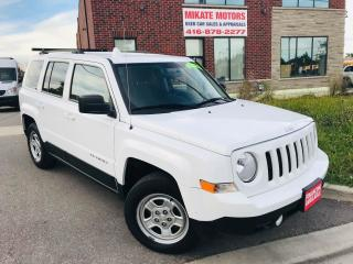 Used 2015 Jeep Patriot North LOW KM for sale in Rexdale, ON