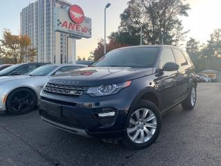 Used 2016 Land Rover Discovery Sport SE for sale in Cambridge, ON
