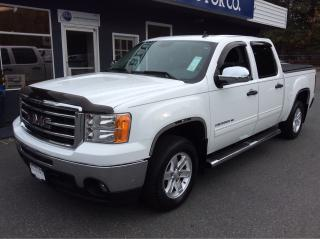 Used 2012 GMC Sierra 1500 SLE for sale in Parksville, BC