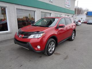 Used 2015 Toyota RAV4 Traction intégrale 4 portes XLE for sale in St-Jérôme, QC