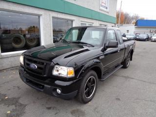 Used 2010 Ford Ranger Cabine super 4 RM 126 po SPORT for sale in St-Jérôme, QC