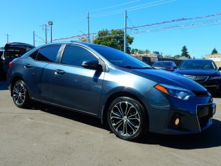 Used 2014 Toyota Corolla S.Auto.Power Moonroof.Back Up Cam.Remote Start for sale in Kitchener, ON