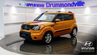 Used 2010 Kia Soul 2U + 63 811KM + A/C + MAGS + B for sale in Drummondville, QC