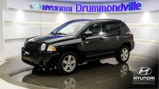 Used 2010 Jeep Compass NORTH 4X4 + MAGS + A/C + FOGS + HITCH !! for sale in Drummondville, QC