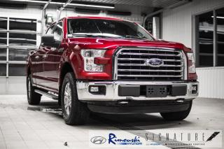 Used 2016 Ford F-150 XLT 4WD SuperCrew chez Rimouski Hyundai for sale in Rimouski, QC