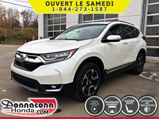Used 2017 Honda CR-V TOURING AWD *10 ANS/ 200 000 KM* for sale in Donnacona, QC