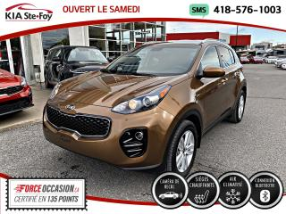 Used 2017 Kia Sportage LX *AWD *BLUETOOTH *A/C for sale in Québec, QC