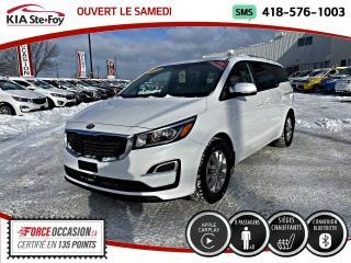 Used 2019 Kia Sedona LX* 8 PLACES* CAMERA* CARPLAY* for sale in Québec, QC