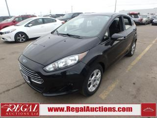 Used 2015 Ford Fiesta SE 5D Hatchback 1.6L for sale in Calgary, AB