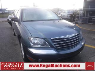 Used 2005 Chrysler Pacifica Touring 4D Utility FWD for sale in Calgary, AB