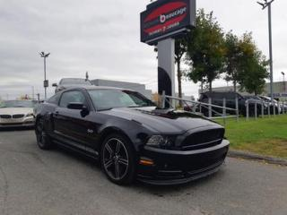 Used 2013 Ford Mustang GT for sale in Drummondville, QC