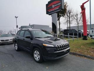 Used 2016 Jeep Cherokee Sport for sale in Drummondville, QC
